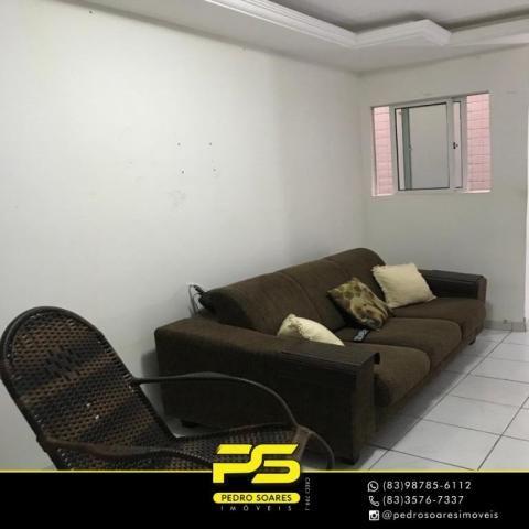 Apartamento com 3 dormitórios à venda, 60 m² por R$ 190.000 - Jardim Cidade Universitária  - Foto 8