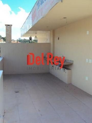 Cobertura à venda com 2 dormitórios em Caiçaras, Belo horizonte cod:1057 - Foto 4