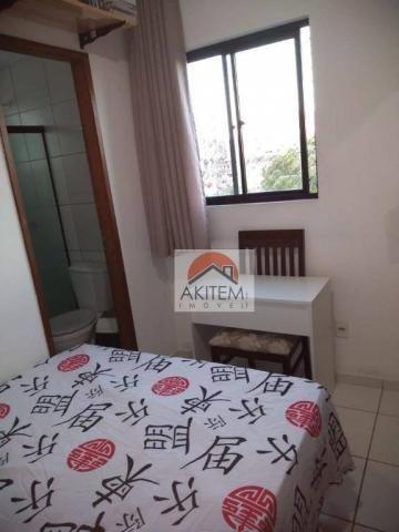 Apartamento com 2 dormitórios à venda, 53 m² por R$ 149.990,01 - Rio Doce - Olinda/PE - Foto 18