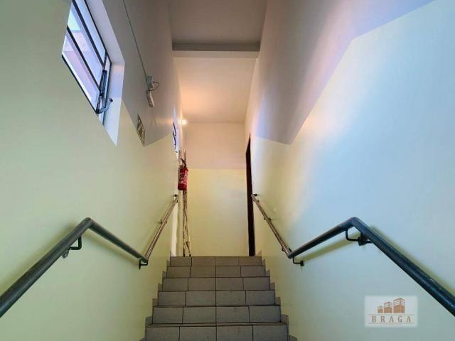 Apartamento com 3 dormitórios para alugar, 70 m² por R$ 950/mês - Centro - Navirai/MS - Foto 2