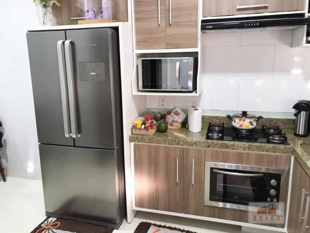 Casa com 2 dormitórios à venda, 106 m² por R$ 220.000,00 - Jardim Oasis - Navirai/MS - Foto 11