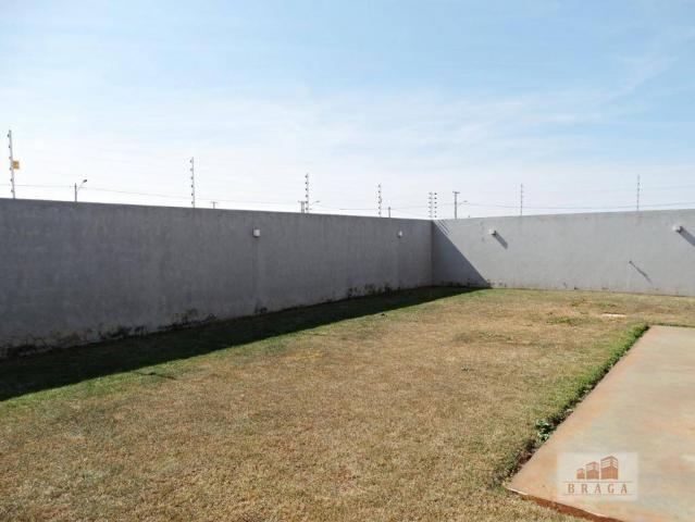 Vende-se casa com 150,41 m2 de laje, Bairro Green Ville ll ? Naviraí - MS - Foto 17