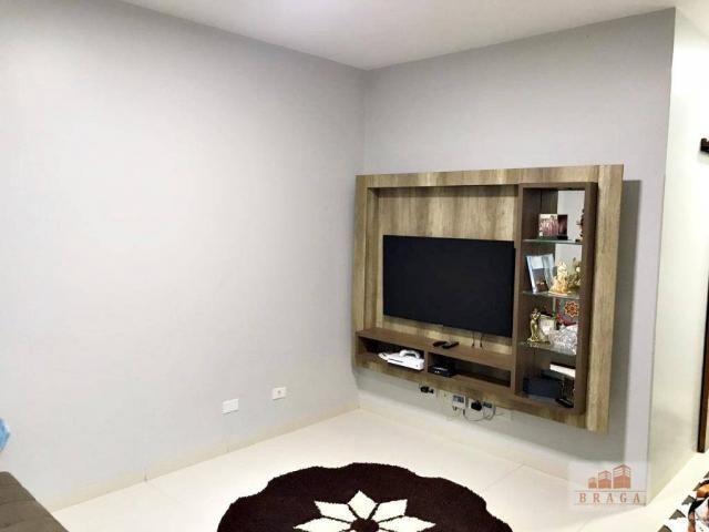 Casa com 2 dormitórios à venda, 106 m² por R$ 220.000,00 - Jardim Oasis - Navirai/MS - Foto 7