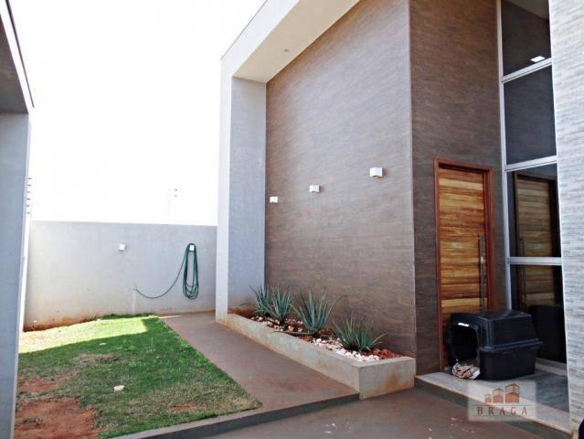 Vende-se casa com 150,41 m2 de laje, Bairro Green Ville ll ? Naviraí - MS - Foto 6