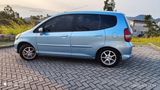 Honda fit ex 1.5 automático lindo  - Foto 2
