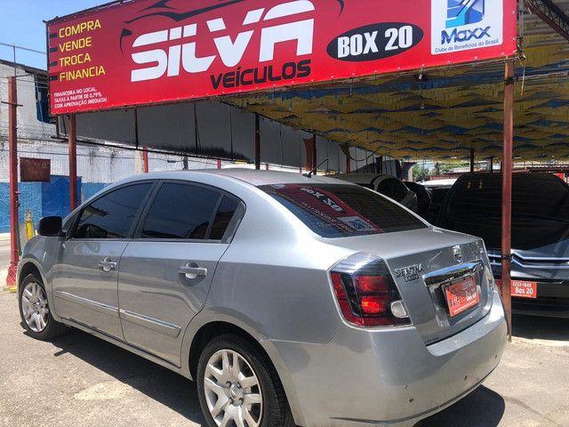 Sentra manual 2013 GNV R$ 26.900 entrada de 8 mil + parcelas de 449,79 - Foto 2