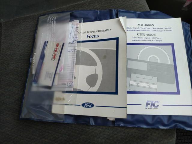 Focus 2001 1.8 completo - Foto 5
