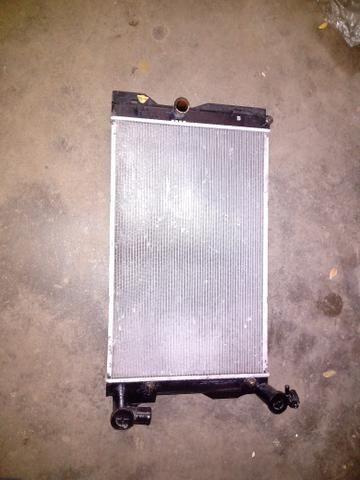 Radiador de Corolla 2010 automático ou mecânico
