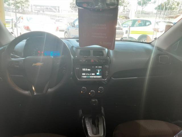 COBALT 2018/2019 1.8 MPFI LTZ 8V FLEX 4P AUTOMÁTICO - Foto 8
