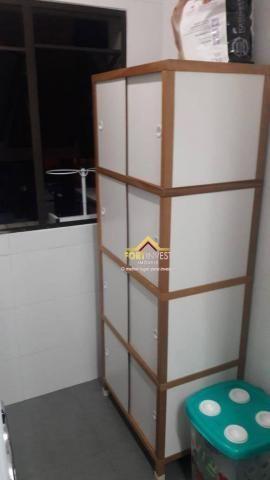 Apartamento com 1 dormitório à venda, 53 m² por R$ 170.000,00 - Canto do Forte - Praia Gra - Foto 11