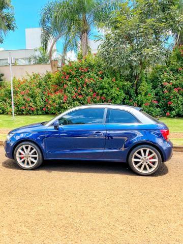 Audi A1 S-Tronic - 1.4 - Qualidade Impecável - ACEITO TROCAS - Foto 6