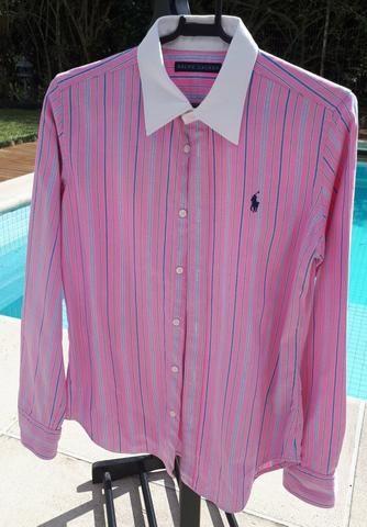 Camisas Femininas Ralph Lauren Armani originais - Foto 4