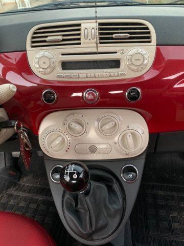 Fiat 500 2013 1.4 Flex Manual Completo - Foto 11