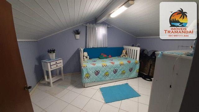 Um espetáculo de casa com 04 dorm (01 suíte), mobiliada, na Zona Nova de Tramandaí - Foto 18