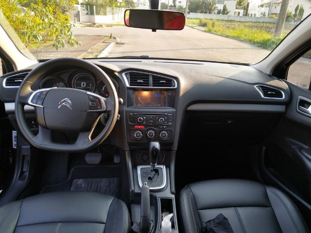 Citroen C4 Lounge 1.6 Origine 16V Turbo FLEX 4P Automático - Foto 6
