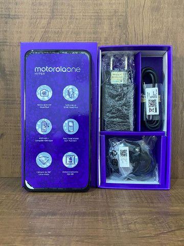 Motorola Moto One Hyper 128gb (Aceito Cartão) - Foto 2
