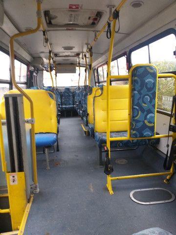 Bancos de micro ônibus