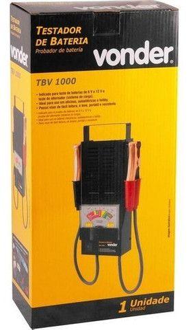 Testador De Baterias TBV1000 Vonder - Foto 2