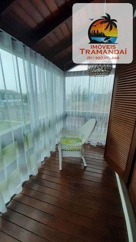 Um espetáculo de casa com 04 dorm (01 suíte), mobiliada, na Zona Nova de Tramandaí - Foto 14