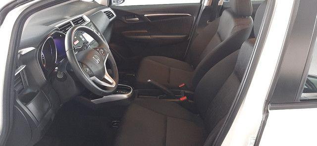 Honda Fit EX Aut 2017 - Foto 8