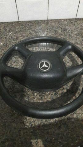 Volante esportivo Mercedes