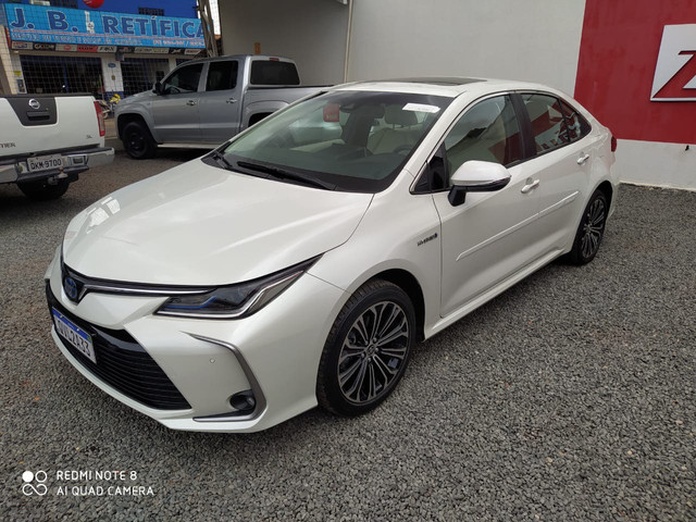 Corolla Altis Premium Hybrid 2020/2021 - Foto 2