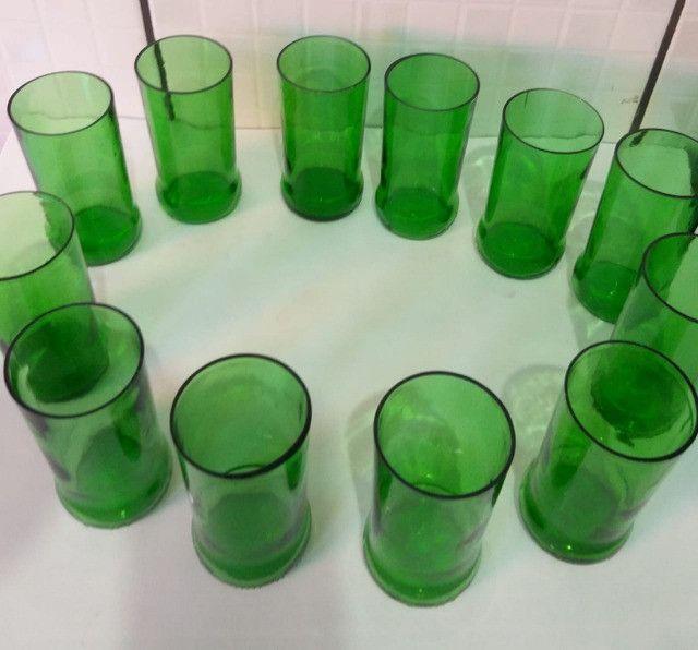 12 copos de garrafa stella artois - Foto 4