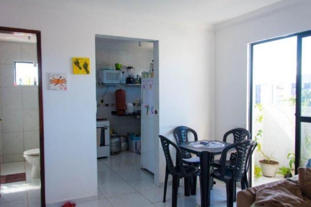 Apartamento à venda com 2 dormitórios em Cidade universitária, João pessoa cod:005508 - Foto 3