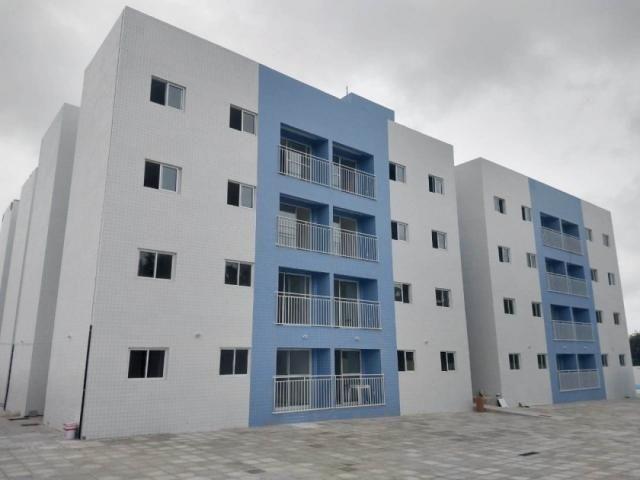 Apartamento à venda com 2 dormitórios em Paratibe, João pessoa cod:004848 - Foto 2