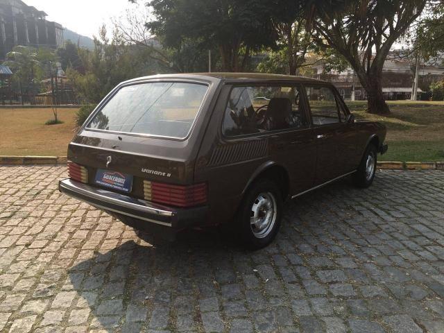 VARIANT II 1978/1978 1.6 8V GASOLINA 2P MANUAL - Foto 7