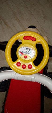 Carrinho de passeio infantil Mickey - Foto 3