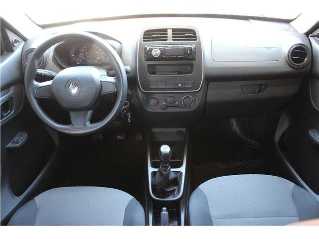 Renault Kwid 2020 1.0 12v sce flex life manual - Foto 8