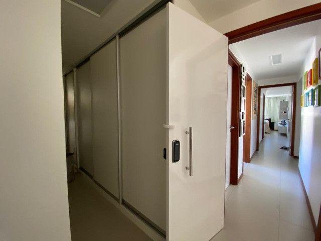 Apartamento 3 Suítes, Mobiliado, 157m², Alto Padrão - Ponta Verde - Foto 8