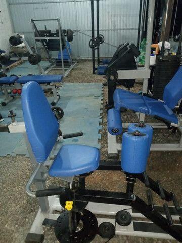 Cadeira TRG Fitness Abdutor/Adutor - Foto 3