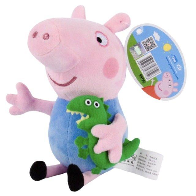 Peppa Pig - Família 19 cm - pronta entrega  - Foto 6