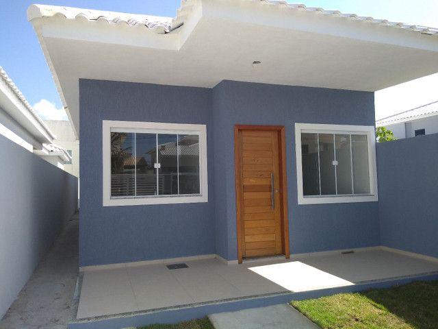 Linda casa linear 3qts na Nova São Pedro.