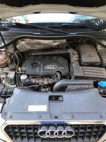 Audi Q3 - 2013 - atraction - branca - Foto 6