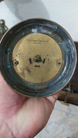 Relógio antigo todo original - Foto 5