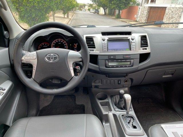 Toyota Hilux 3.0 SRV 2013 TOP Controle tração OPORTUNIDADE ABAIXO FIPE - Foto 15