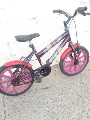 Bicicleta aro 16feminina nois entregar  - Foto 3