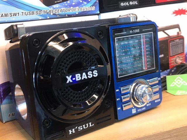 Rádio AM/FM  - Foto 2