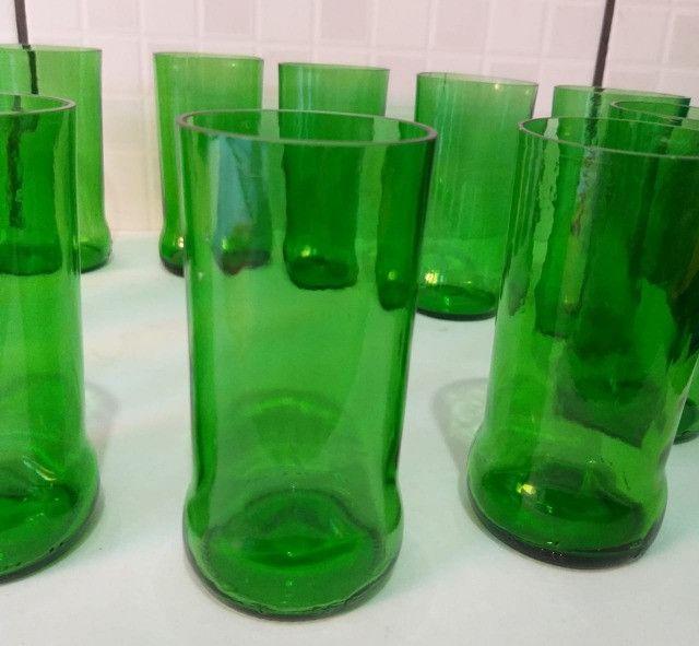 12 copos de garrafa stella artois - Foto 3