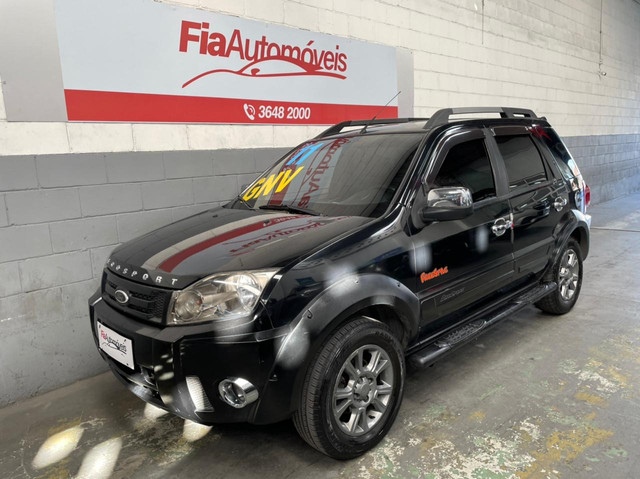Ford Ecosport Freestyle 1.6 Completo 2011 - Foto 2