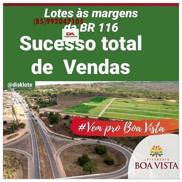 Lotes as margens da BR 116 !! - Foto 16