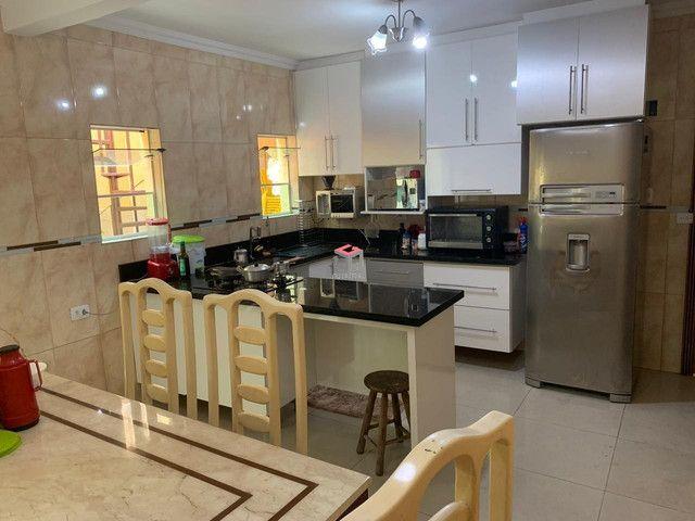 Sobrado para aluguel, 4 quartos, 2 suítes, 3 vagas, Jardim do Mar - São Bernardo do Campo/ - Foto 4
