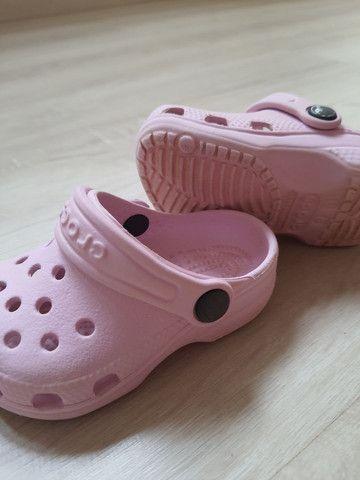 Crocs Infantil - original - Foto 2