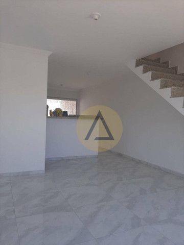 Atlântica imóveis tem linda casa com 3 dormitórios para venda no bairro Verdes Mares em Ri - Foto 20