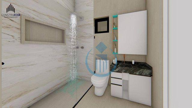 Casa com 1 dormitório à venda, 73 m² por R$ 250.000,00 - Loteamento Don Giovanni - Foz do  - Foto 9