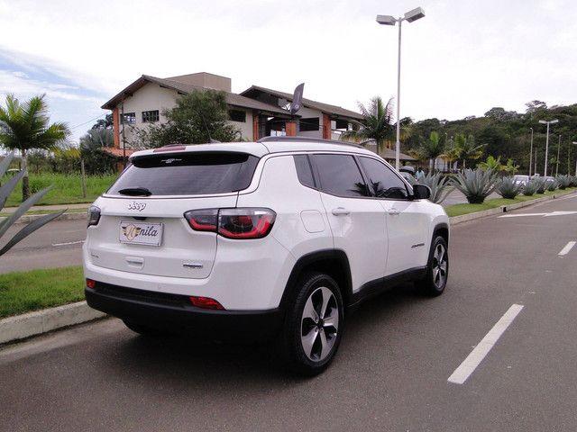 COMPASS 2017/2018 2.0 16V FLEX LONGITUDE AUTOMÁTICO - Foto 7