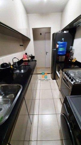 Apartamento com 2 dormitórios à venda, 43 m² por R$ 160.000 - Vale das Palmeiras - Sete La